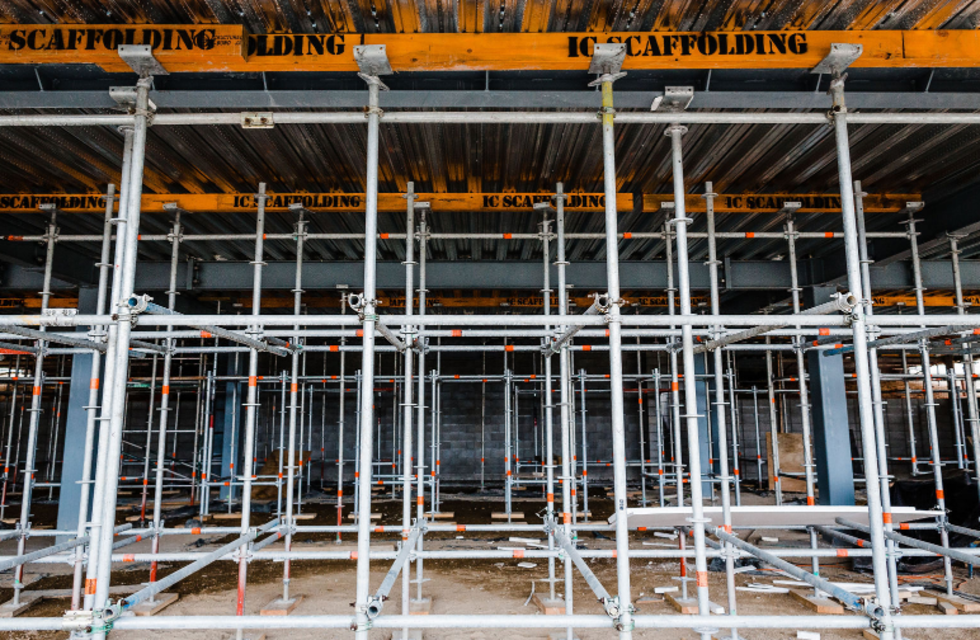 Quote | IC Scaffolding Limited